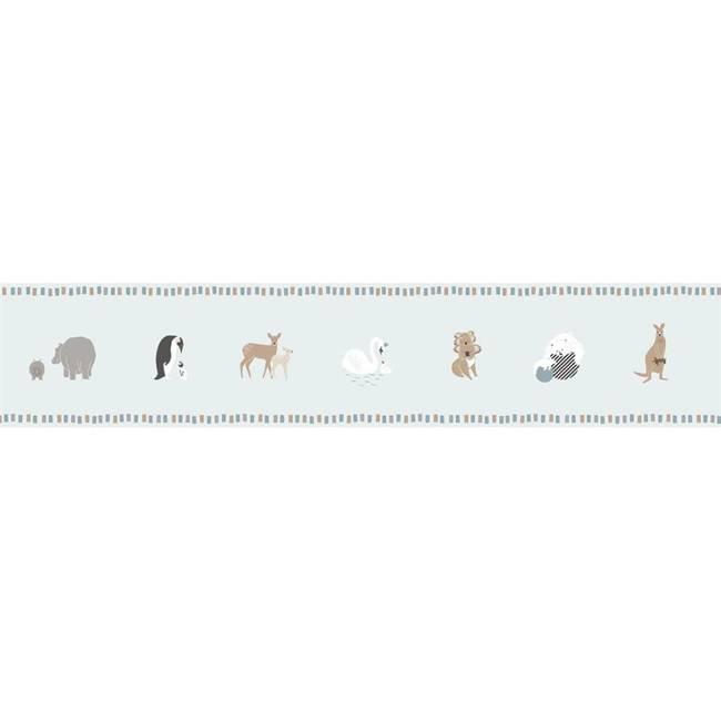 Border ścienny ICH Wallpaper 7504-1 Noa