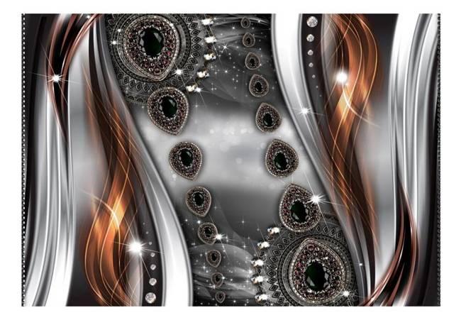 Fototapeta - Abstrakcja & biżuteria