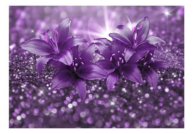 Fototapeta - Arcydzieło fioletu