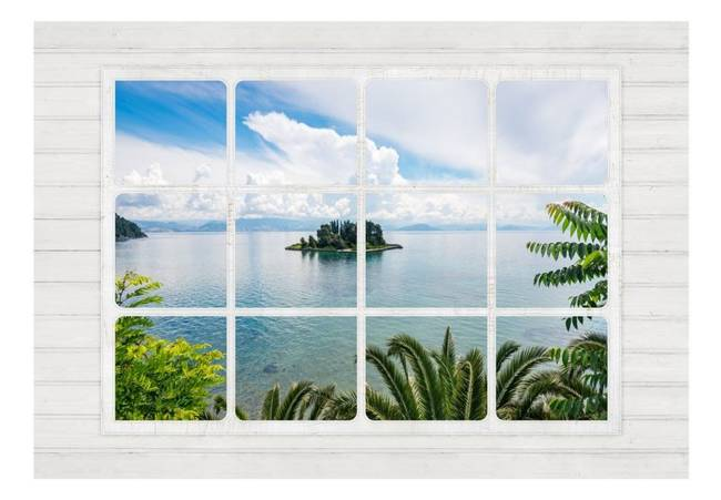 Fototapeta - Bezludna wyspa