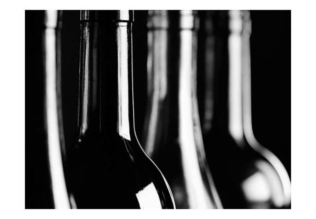 Fototapeta - Butelki do wina