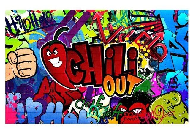 Fototapeta - Chili out