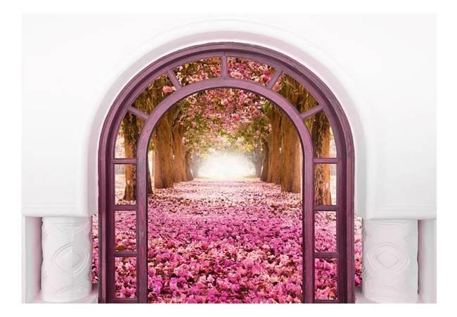 Fototapeta - Drzwi do magicznej krainy