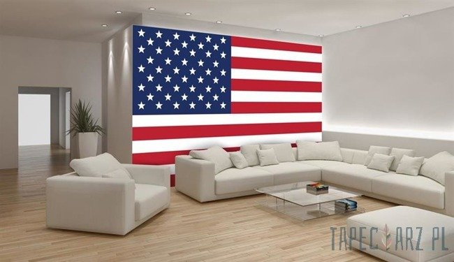 Fototapeta Flaga USA 479