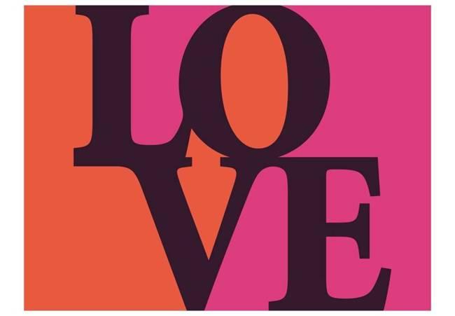 Fototapeta - Love is in the air
