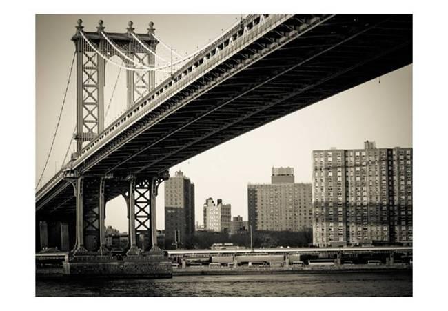 Fototapeta - Most Manhattan, Nowy Jork