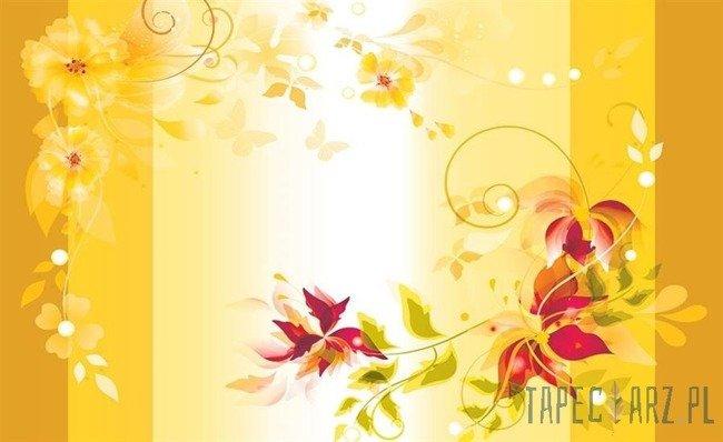 Fototapeta Motyw kwiatowy 1164