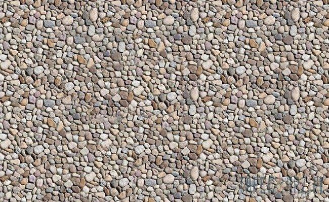 Fototapeta Mozaika z jasnych kamieni 514