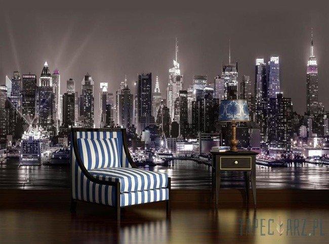 Fototapeta Nowy Jork nocą 1311