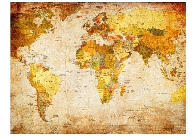 Fototapeta - Old globe