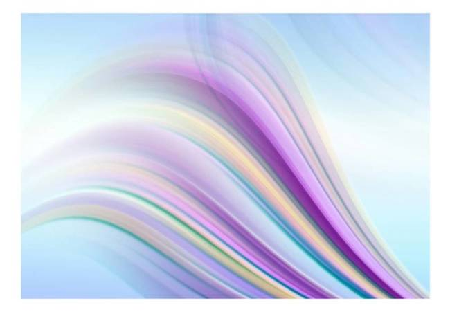 Fototapeta - Rainbow abstract background