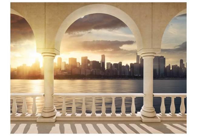 Fototapeta - Sen o Nowym Jorku