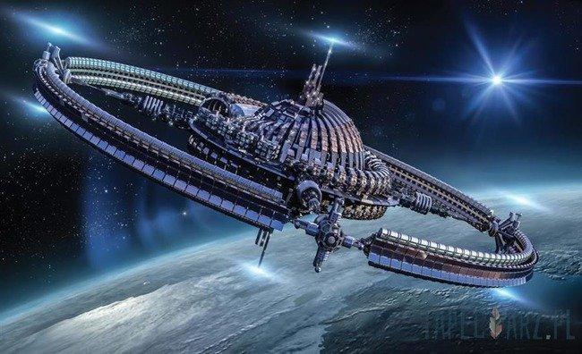 Fototapeta Statek kosmiczny 2875