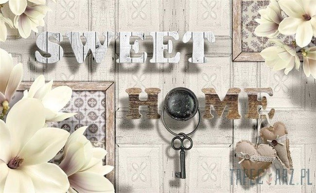 Fototapeta Sweet Home 3499