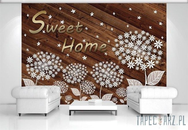 Fototapeta Sweet Home 3715