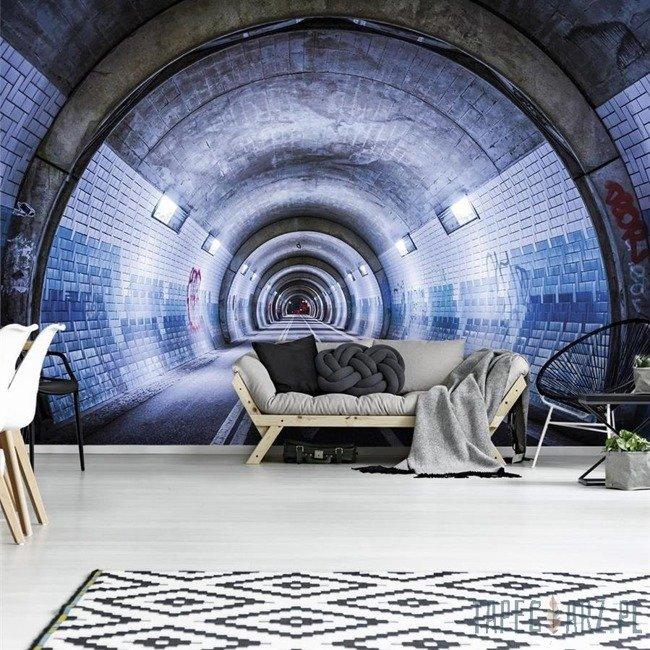Fototapeta Tunel 12624