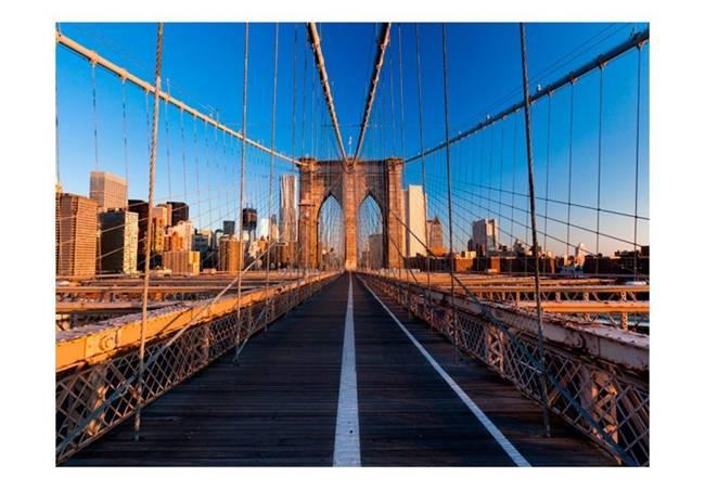 Fototapeta - W drodze na Manhattan