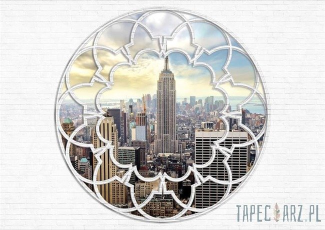 Fototapeta Widok na Empire State Building 2423