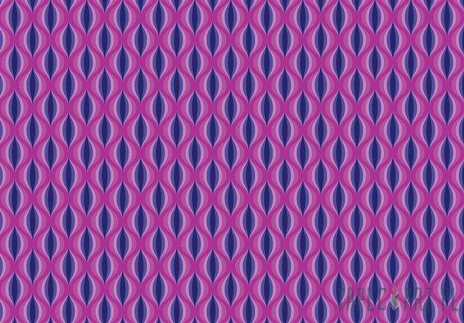 Fototapeta Wstęgi różowo-niebieskie 11135
