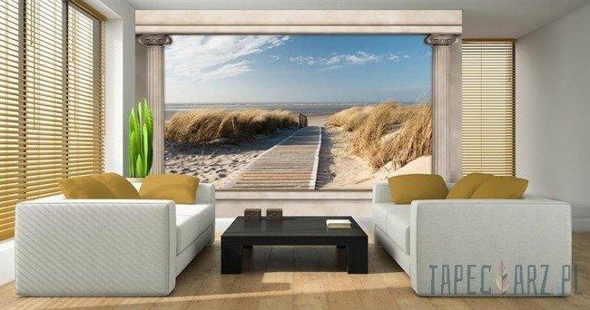 Fototapeta Zejście na plażę 2862