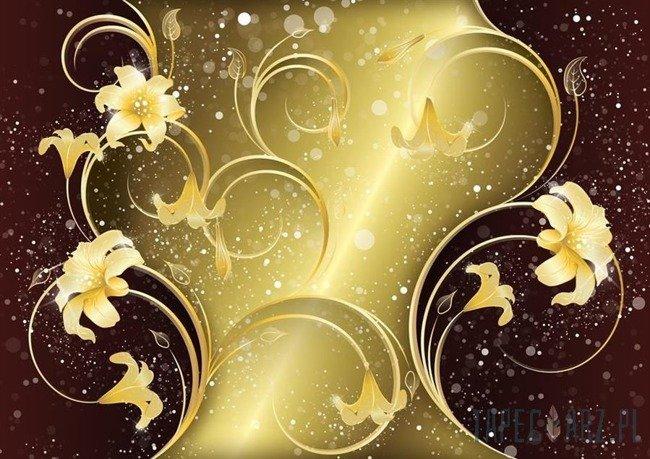 Fototapeta Żółte kwiaty 2430
