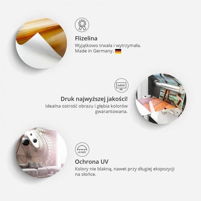 Fototapeta - geografia  po polsku