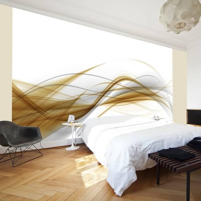 Fototapeta - motyw abstrakcyjny - digital art