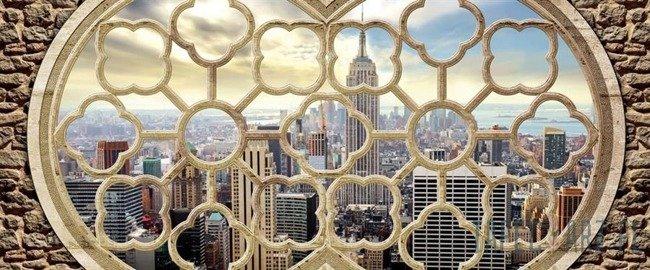 Fototapeta na flizelinie Empire State Building 2395VEP