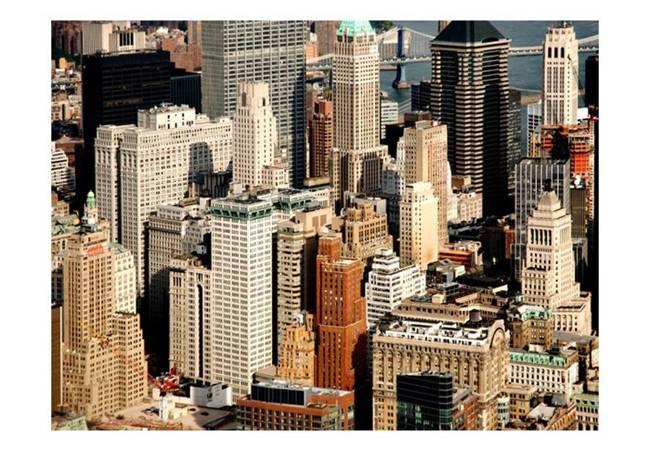 Fototapeta - wieżowce, Manhattan