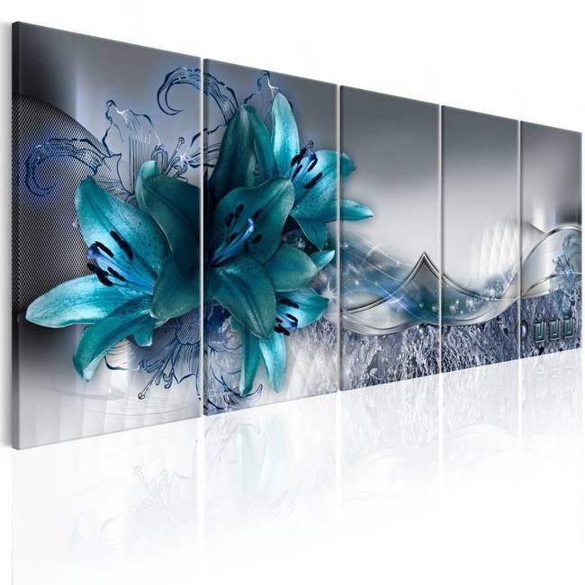 Obraz - Arktyczne lilie