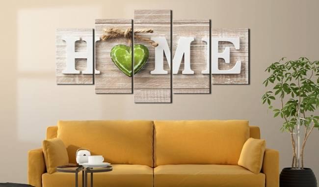 Obraz - Home: Domowa melodia