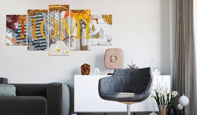 Obraz - Home (Rozmaitości)