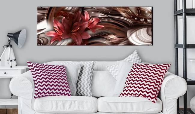Obraz - Imperium lilii