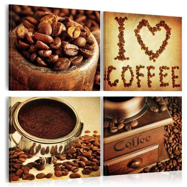 Obraz - Kawa - Przyjemne chwile