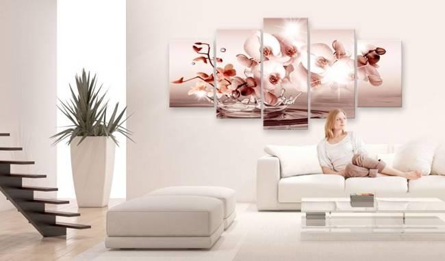 Obraz - Liryka orchidei