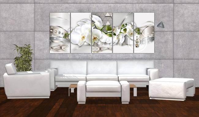 Obraz - Piękne storczyki
