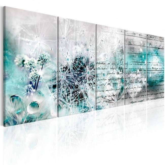 Obraz - Pokryte lodem I