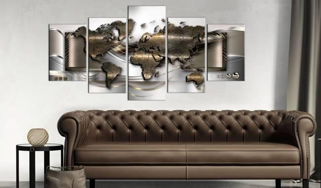 Obraz - Światowa bryza
