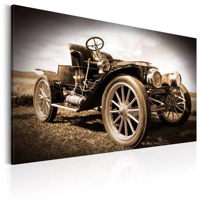 Obraz - Zabytkowy samochód