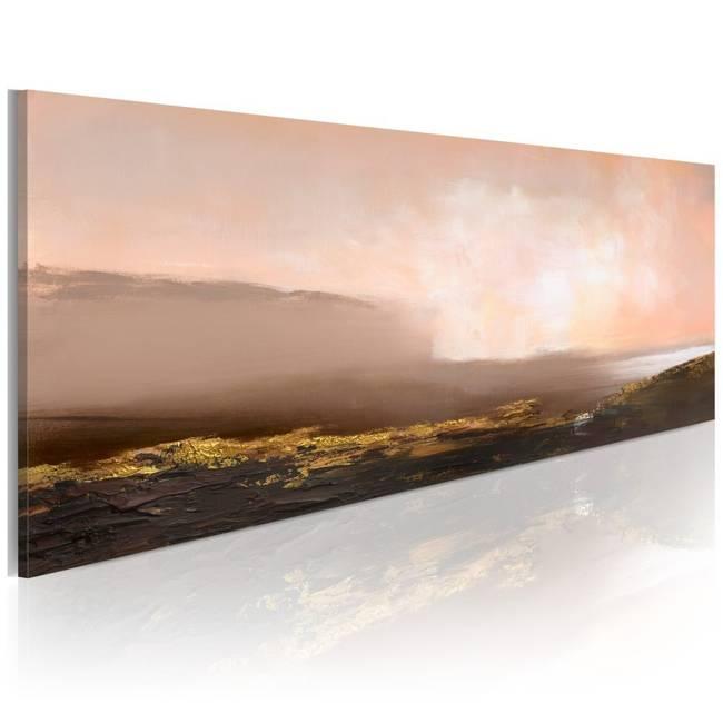 Obraz malowany - Nadmorski poranek