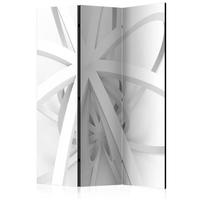 Parawan 3-częściowy - Parawan: Ażurowa forma