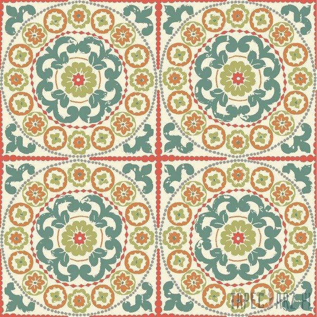 Tapeta ścienna York Wallcoverings MS6492 Modern Shapes