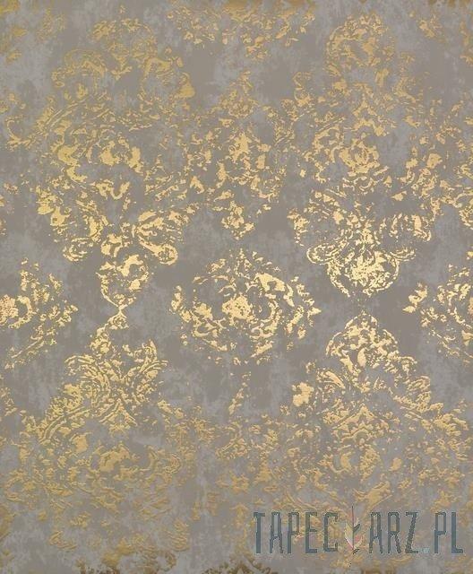 Tapeta ścienna York Wallcoverings NW3564 Modern Metals