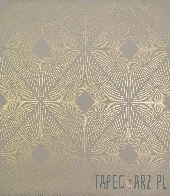 Tapeta ścienna York Wallcoverings NW3590 Modern Metals