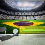 Fototapeta - Brazylijski stadion