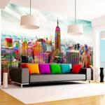 Fototapeta - Colors of New York City