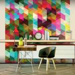 Fototapeta - Kolorowa geometria