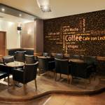 Fototapeta - Latte, espresso, cappucino...