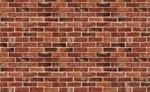 Fototapeta Mur z czerwonej cegły 519