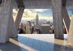 Fototapeta Widok na Nowy Jork 3650